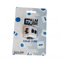Fidget Cube C-cube Calm Cube Vit/Svart
